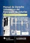 Manual de derecho urbanístico del Principado de Asturias - Fernández García, José Francisco