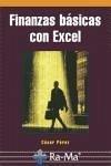 Finanzas básicas con Excel - Pérez López, César