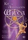 Kit de adivinación de la wicca : cartas de la wicca - Caratti, María Feltrin, Fedora