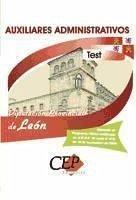 Oposiciones, Auxiliares Administrativos, Diputación Provincial de León. Test