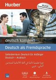 deutsch kompakt Neu. Arabische Ausgabe / Paket: 2 Bücher + 1 MP3-CD + MP3-Download