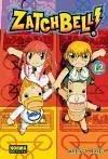 Zatch Bell 12 - Raiku, Makoto