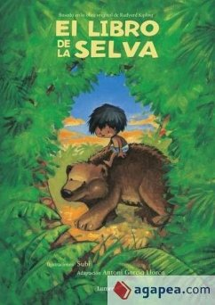 El libro de la selva - García Llorca, Antoni