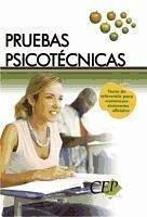 Pruebas psicotécnicas - Cardenal Ciudad, María del Carmen Psicopedicial