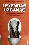 Leyendas urbanas - Ortí Aparisi, Antonio Sampere I Martí, Josep