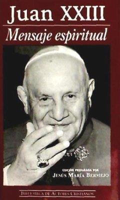 Mensaje espiritual - Iglesia Católica. Papa