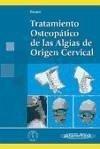 Tratamiento osteopático de las algias de origen cervical - Ricard Selle, François