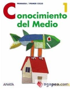 Salta a la vista, conocimiento del medio, 1 Educación Primaria - Herrero Parral, Nieves Martín Fernández, María Gregoria