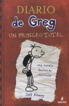 Diario de Greg 1: Un pringao total - Kinney, Jeff