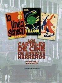 Los carteles de cine de Enrique Herreros : y otras obras importantes - Herreros, Enrique