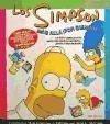 LOS SIMPSON MAS ALLA POR SIEMPRE: GUIA TV DE LAS TEMPORADAS 11 Y 12 (SIMPSON ALBUMES)