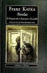 Novelas: El desaparecido / El proceso / El Castillo