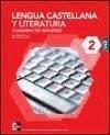 Lengua y literatura, 2 ESO. Cuaderno de refuerzo - Cantero Garrido, María Teresa Ramos Crespo, Juan María