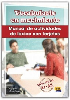 Vocabulario en movimiento - Tarrés Chamorro, Iñaki; Leonel Prymak, Sergio; Calderón Puerta, Arantxa