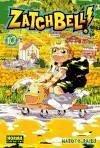 Zatch Bell 10 - Raiku, Makoto