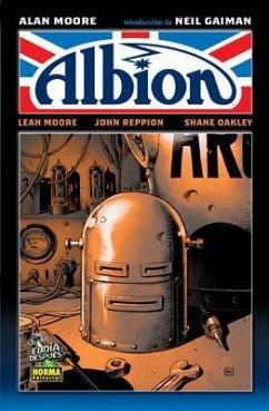 Albion - Moore, Alan Moore, Leah Oakley, Shane