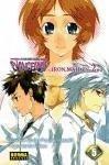 Neogénesis Evangelion 5, The Iron Maiden 2nd - Hayashi, Fumino