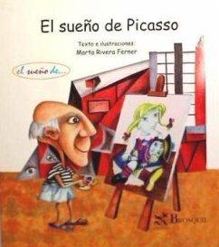 El sueño de Picasso - Rivera Ferner, Marta