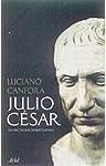 Julio César : un dictador democrático - Canfora, Luciano
