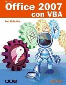 Office 2007 con VBA - Mcfedries, Paul