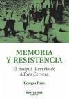 Memoria y resistencia : el maquis literario de Alfons Cervera - Tyras, Georges
