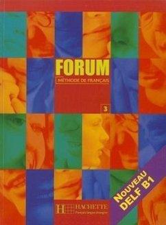FORUM 3 ALUM(9782011554482)