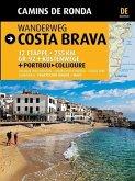 Wanderweg Costa Brava