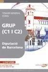 Grup C1 i C2, Diputació de Barcelona. Temari general comú