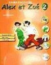 Alex et Zoe 2 Cwiczenia z plyta CD