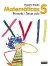 Proyecto Brújula, matemáticas, 5 Educación Primaria