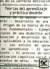 Teorías del aprendizaje y práctica docente - Camacho Herrera, José Manuel Gallardo Vázquez, Pedro