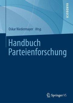 Handbuch Parteienforschung