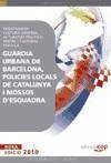 Guàrdia Urbana de Barcelona, Policies Locals de Catalunya i Mossos d'Esquadra, cultura general, actualitat política, social i cultural. Qüestionari - Rosal Nadales, Francisco José
