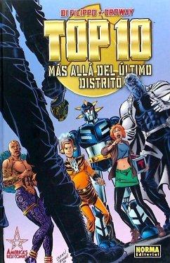 Top ten, Más allá del último distrito - Di Filippo, Paul Ordway, Jerry