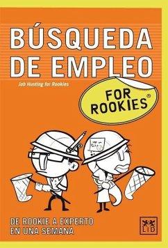 Busqueda de Empleo = Job Hunting - Herausgeber: Elosua, Marcelino Liu, Matin