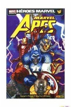 Marvel apes - Bachs, Ramón F. Kesel, Karl