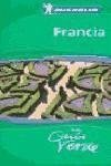 Francia. La guía verde