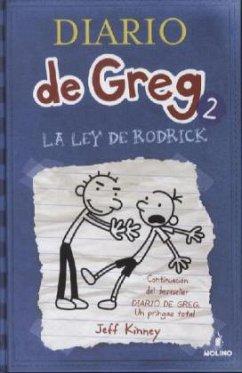 Diario de Greg 2: La ley de Rodrick - Kinney, Jeff
