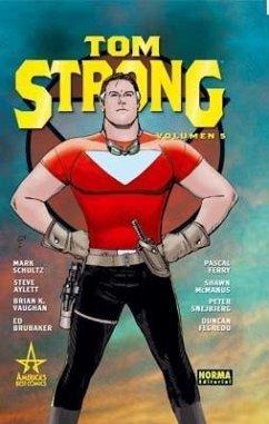 Tom Strong 5 - Vaughan, Brian K.