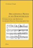 Der kadenzielle Prozeß in den Durchführungen. Untersuchung der Kopfsätze von Joseph Haydns Streichquartetten