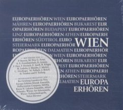 Wien, 2 Audio-CDs - Herausgegeben von Echerer, Mercedes Wieser, Lojze Sprecher: Berger, Wolfram Böck, Wolfgang u. a.