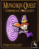 Pegasus Spiele 51952G - Munchkin Quest: Portale Mortale