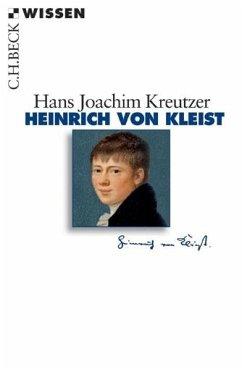 Heinrich von Kleist - Kreutzer, Hans Joachim
