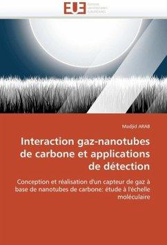 Interaction Gaz-Nanotubes de Carbone Et Applications de Détection - ARAB, Madjid