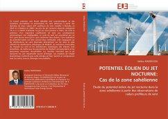 Potentiel Éolien Du Jet Nocturne: Cas de la Zone Sahélienne - MADOUGOU, Saïdou