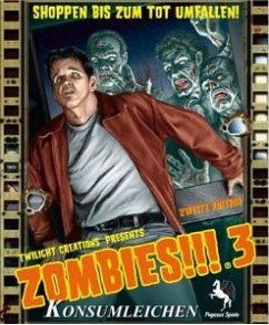 Pegasus Spiele 54120G - Zombies!!! 3: Konsumlei...