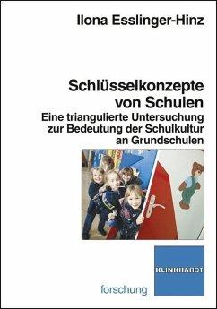 Schlüsselkonzepte von Schulen - Esslinger-Hinz, Ilona