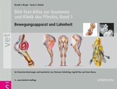 Bild-Text-Atlas zur Anatomie und Klinik des Pferdes - Riegel, Ronald J.; Hakola, Susan E.