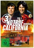 Notruf California - Staffel 3, Teil 1 (3 DVDs)