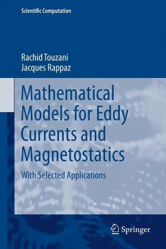 Mathematical Models for Eddy Currents and Magnetostatics - Touzani, Rachid;Rappaz, Jacques